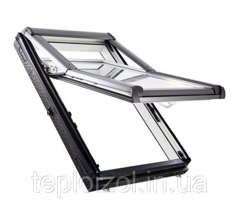 Мансардное окно Roto Designo R75 К 74х118