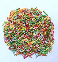 Посыпка кондитерская Вермишель, палочки 50 гр