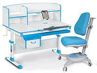 Комплект Evo-kids Evo-50 BL Blue  (арт. Evo-50 BL + кресло Y-110 KBL)