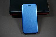 Чехол книжка для Samsung Galaxy A30s A307 ( Самсунг ) цвет синий (Blue)