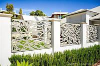 Металевий паркан
