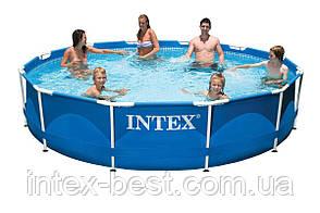 Каркасный бассейн Intex 28210 (366x76 см), фото 2