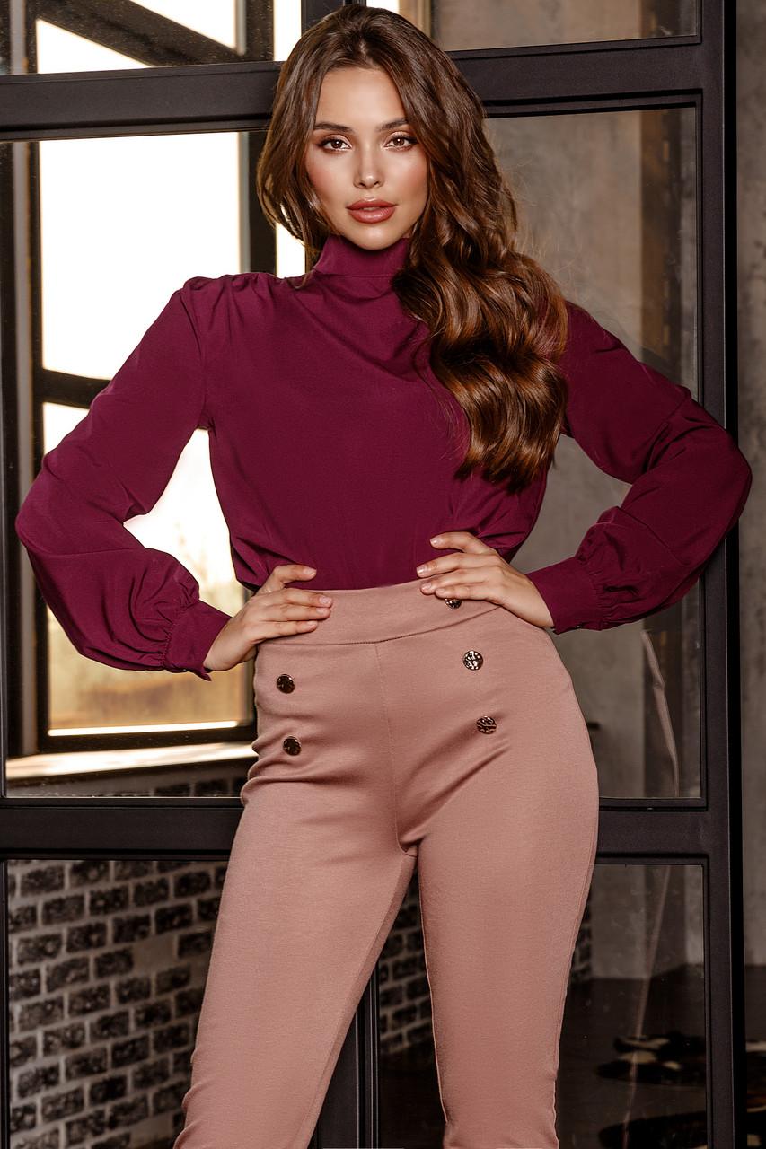 Женская блуза Марсала