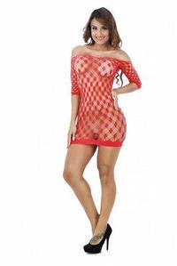 Эротическое платье из сетки, сексуальное платье сетка, бодистокинг комбинезон сетка