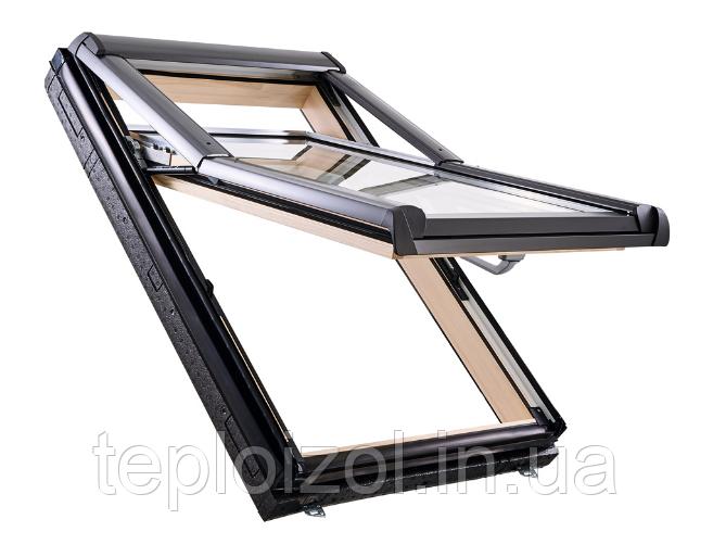 Мансардне вікно Roto Designo R79 H 74х140