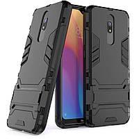Чехол Protective Armor для Xiaomi Redmi 8A Черный