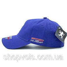 Кепка Peugeot А170 Синяя, фото 2