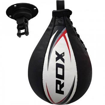 Пневмогруша боксерская RDX крепление на шарикоподшипниках, белый