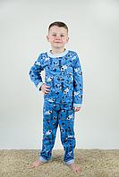 Детская пижама для мальчиков (100% хлопок), фото 1