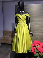 Сукня оливкова
