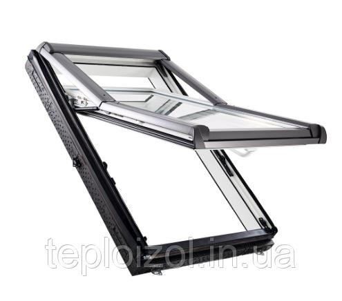 Мансардное окно Roto Designo R79 К 74х118