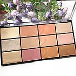 Шикарная палитра пудровых румян и хайлайтеров от Ruby Rose, фото 3