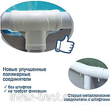 Каркасный бассейн Intex 28212, (366x76 см), ( Картриджный фильтр-насос 2006 л/ч), фото 3