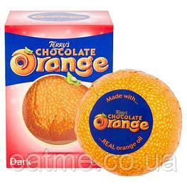 Terry's Chocolate Orange - Шоколадный Апельсин из черного шоколада