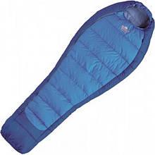Мішок спальний Pinguin Mistral 195 L (195х85х55см), синій 2106.195