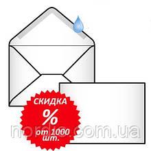 Почтовый конверт С6 (0+0) МК