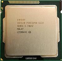Процессор Intel Pentium G630 Q0 SR05S 2.70GHz 3M Cache 1066MHz  FCLGA 1155 Б/У