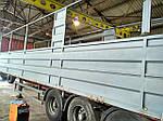 Доработка кузова грузовой машины по индивидуальным заказам