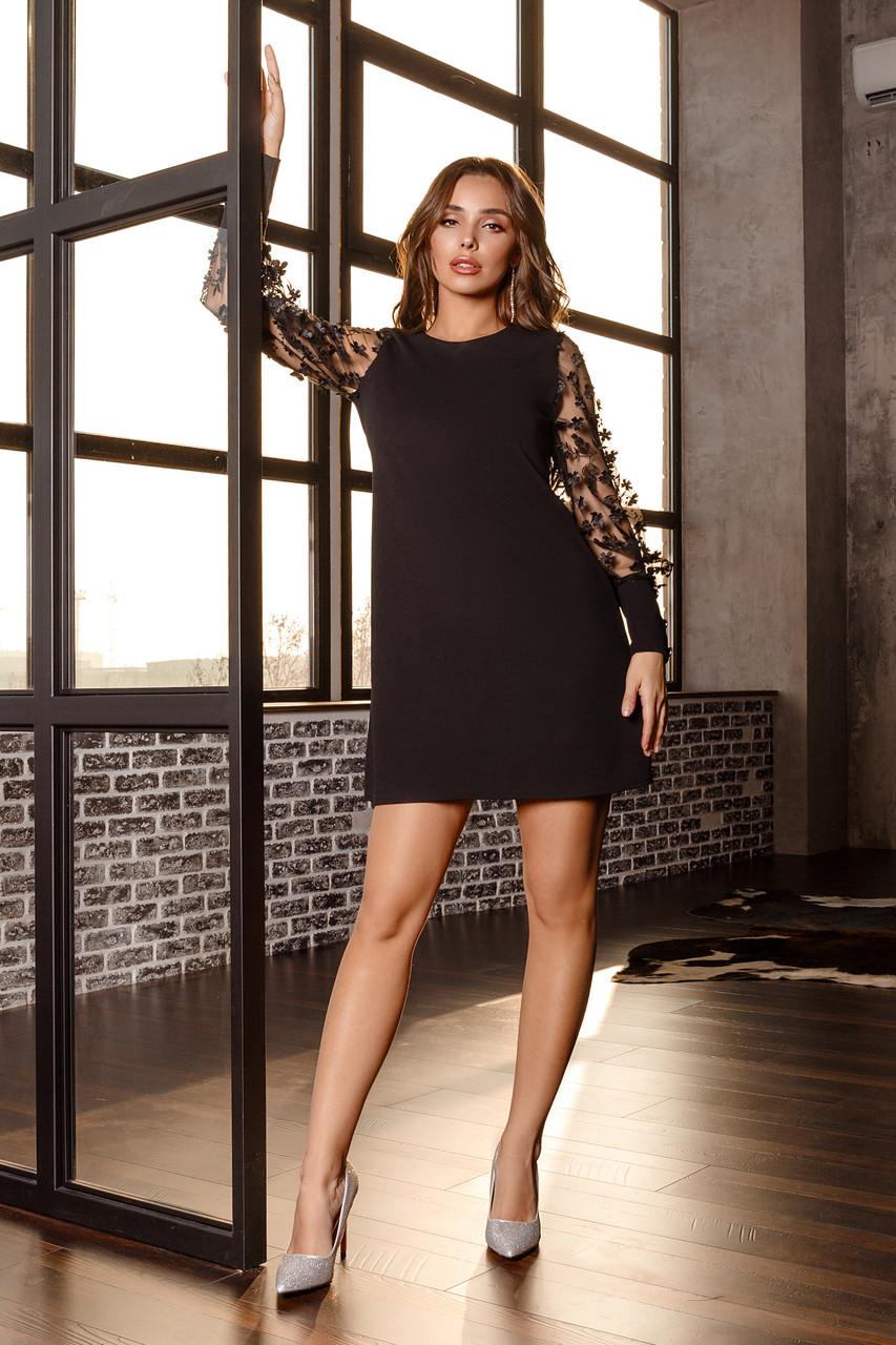 Женское платье Черный