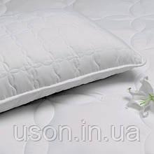 Подушка для сна антиаллергенная микрогелевая ТМ Tac Sanita 50*70