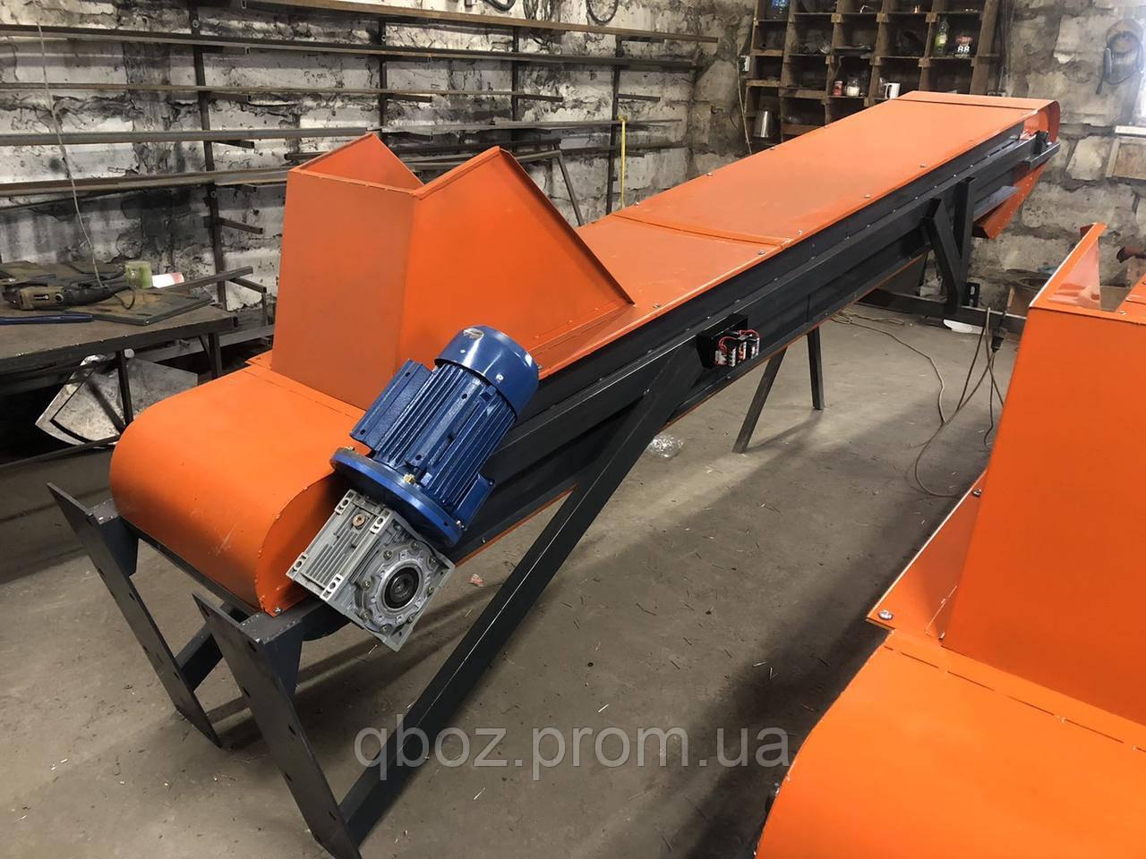 Ленточный конвейер, транспортёр ЛТ-2-400