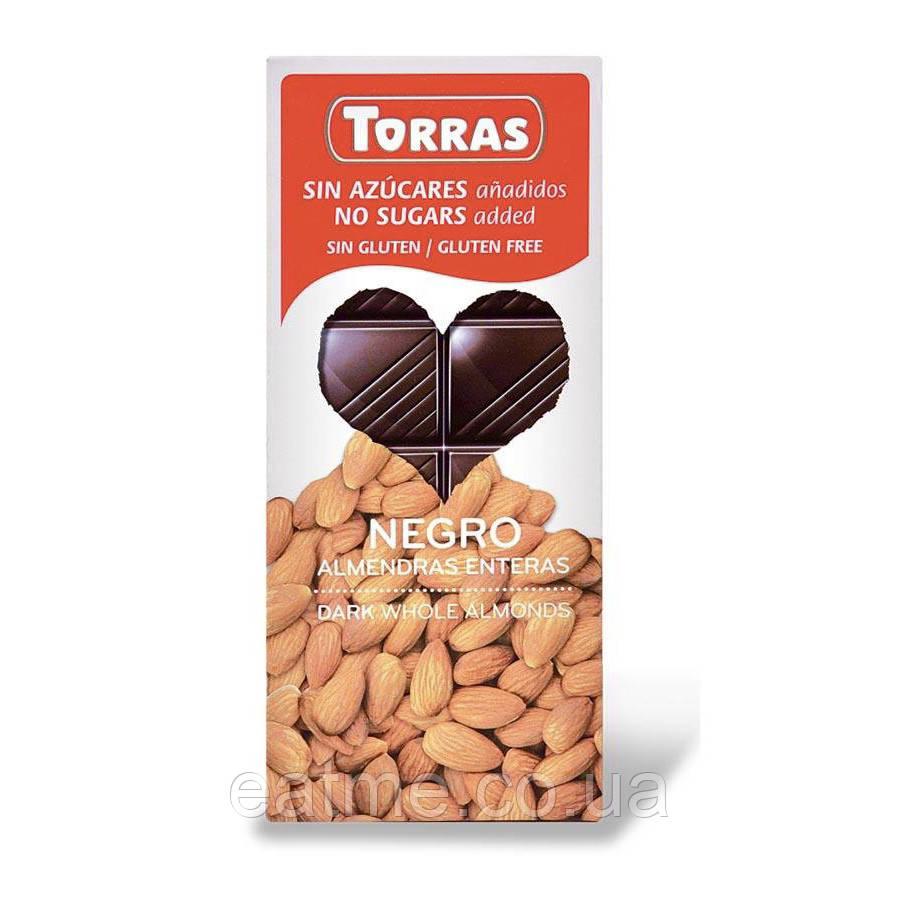 Torras Negro almonds 150g