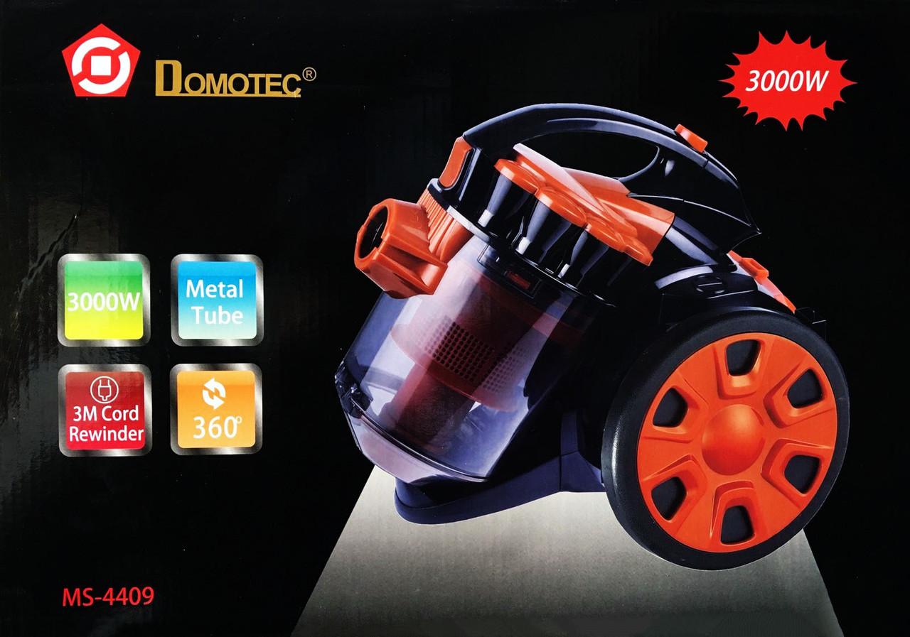 Domotec MS 4409 Пылесос 3000W