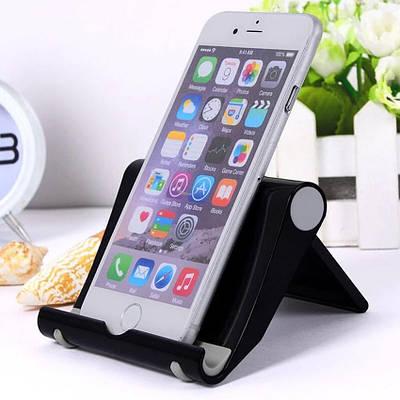 Подставка для телефона или планшета Universal stend S059 Черный