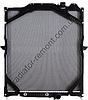 Радиатор VOLVO FH (с рамкой)