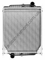 Радиатор VOLVO FL6 (с рамкой)