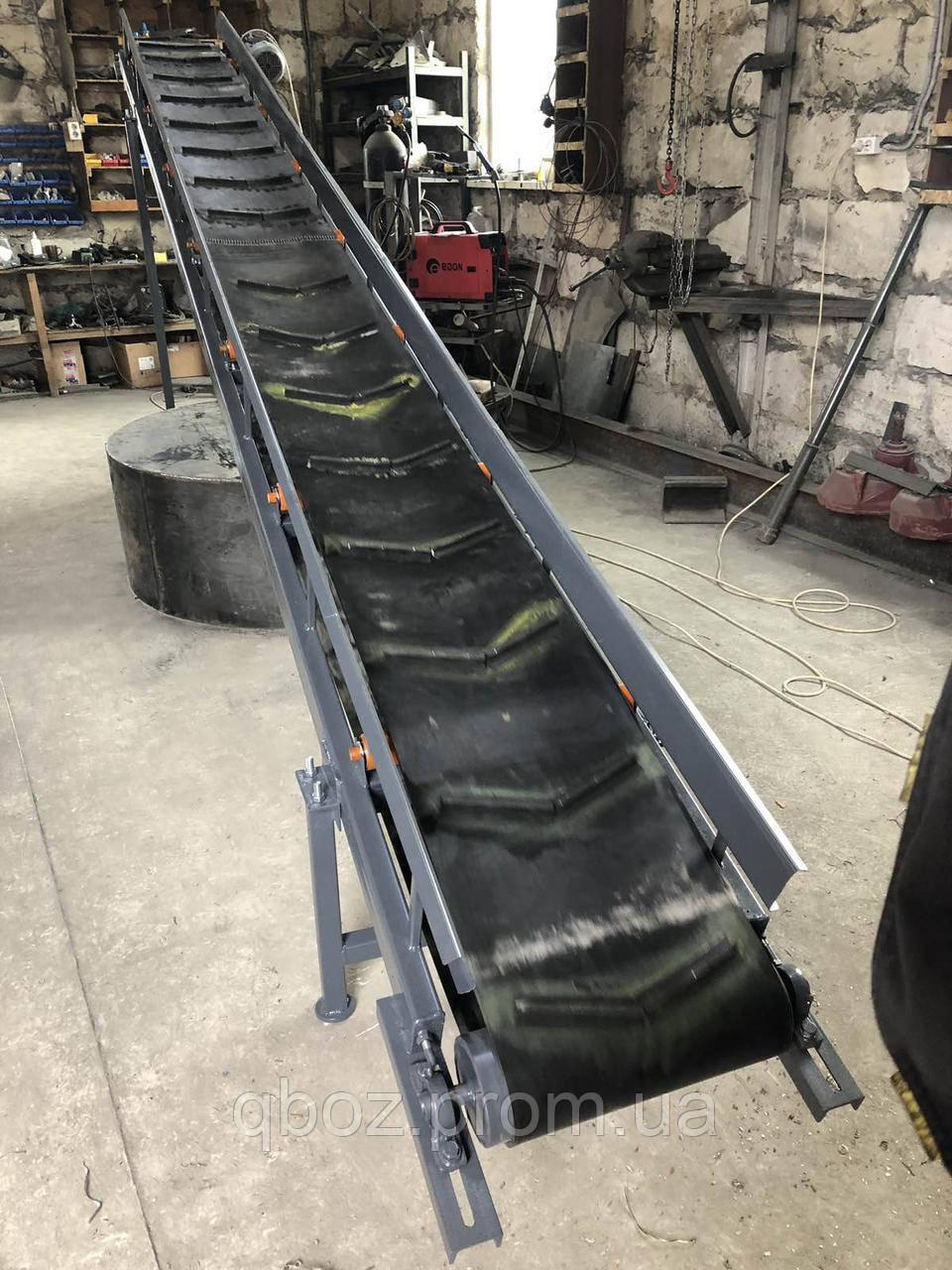 Ленточный конвейер, транспортер ЛТ-6-400