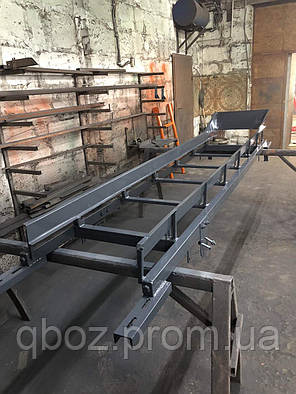 Ленточный конвейер, транспортер ЛТ-6-400, фото 2
