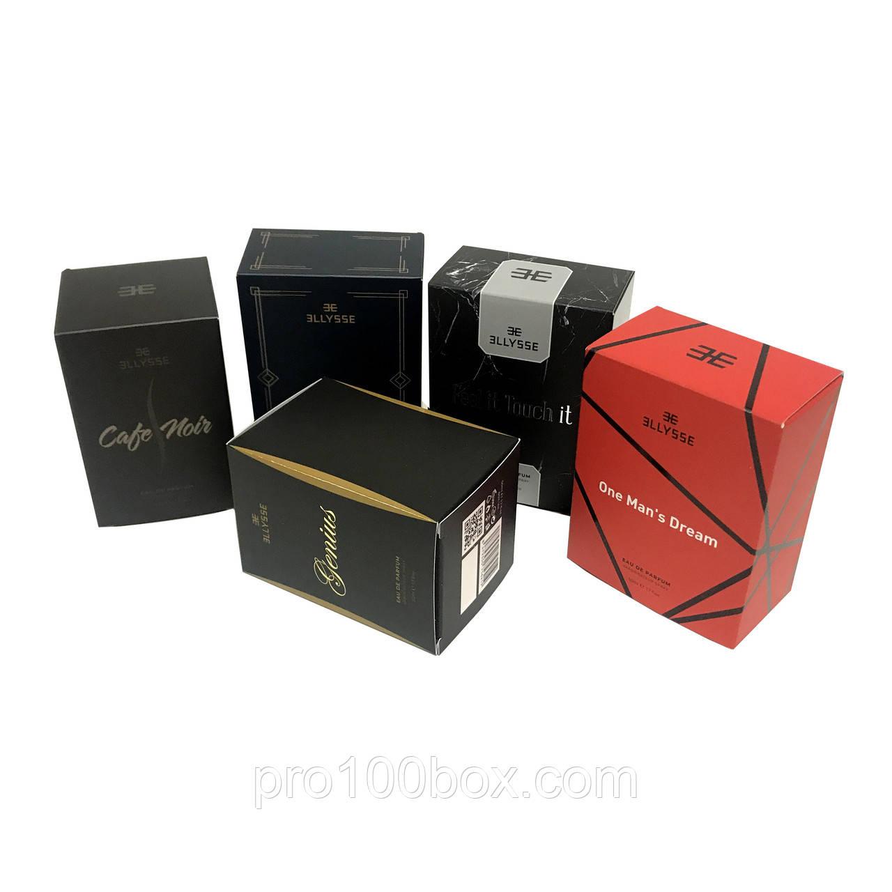 Коробочки для парфумів