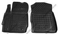 Полиуретановые коврики в салон Ford KA Plus 2014->, 2 шт. (Avto-Gumm)