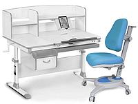 Комплект Evo-kids Evo-50 G Grey (арт. Evo-50 G + кресло Y-110 KBL)