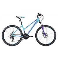 Женский горный велосипед начального уровня Spelli SX 2000 Lady, 26 колеса, 16 рама.