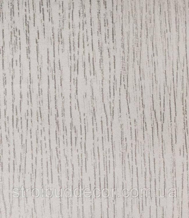 Обои бумажные акриловые (пенообои)   0,53*10,05 однотонные Слобожанские серый