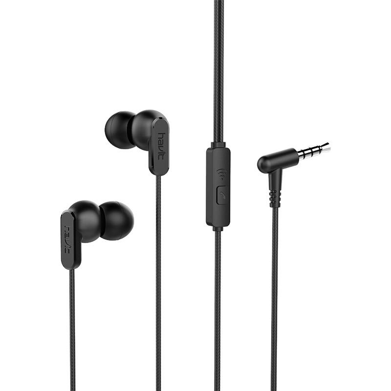 Навушники Havit HV-E73p, black