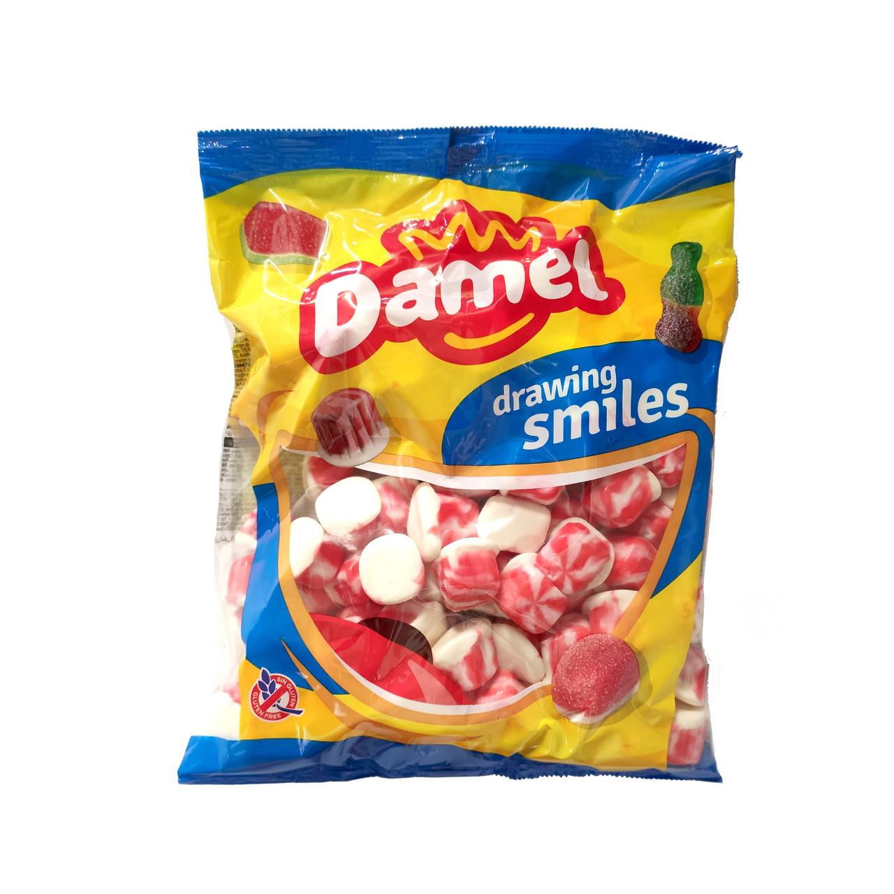 Жуйки Damel 1кг Yoghurts йогурт 12шт/ящ