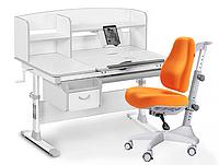 Комплект Evo-kids Evo-50 G Grey (арт. Evo-50 G + кресло Y-528 KY)