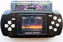 Портативная Sega Micro Drive (+19 игр)