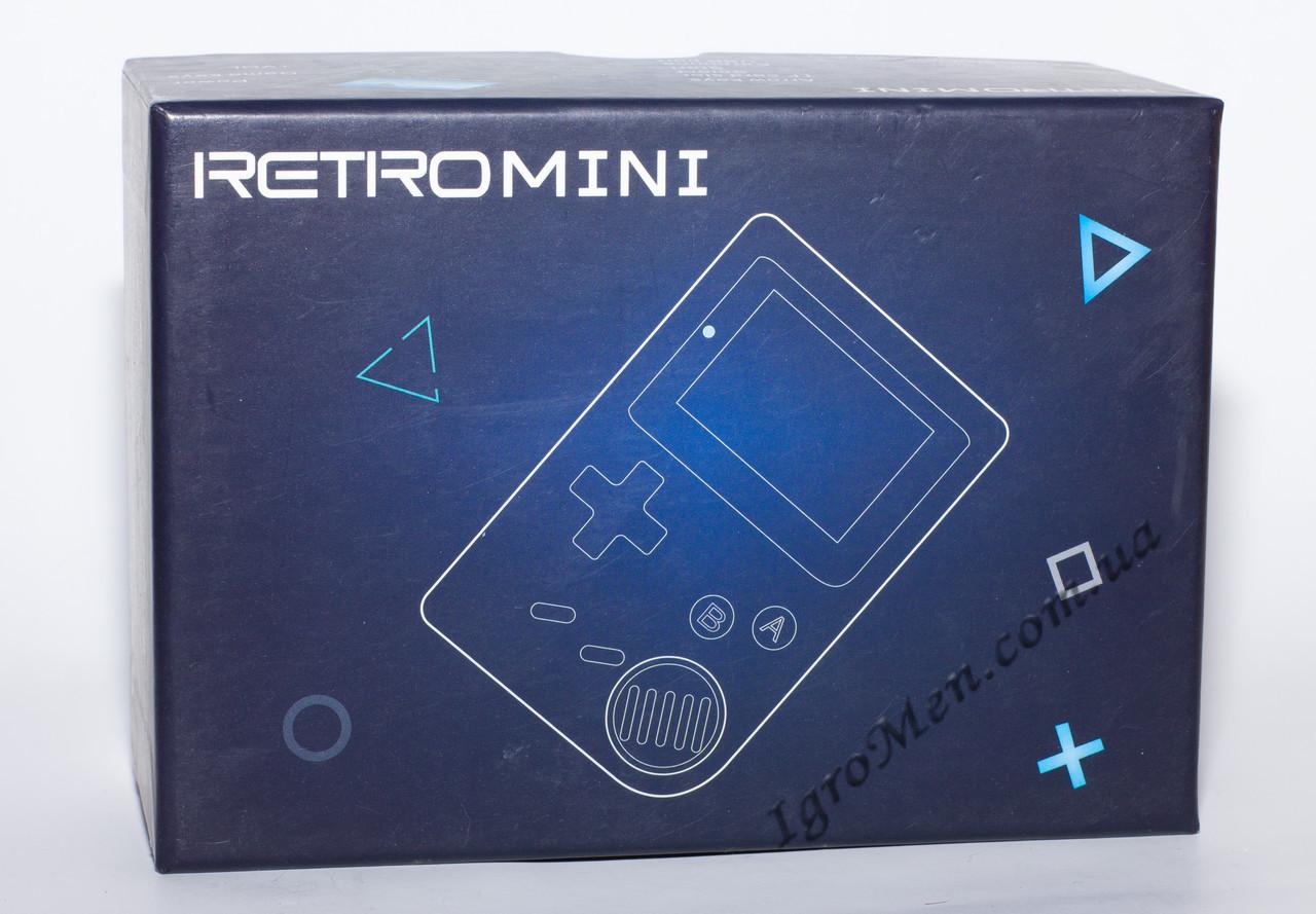 Портативная Nintendo Game Boy Color (Retro Mini)