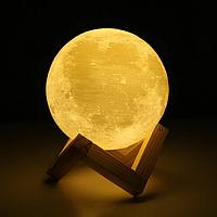 Настольный светильник Луна Magic 3D Moon Light Touch Control 15 см