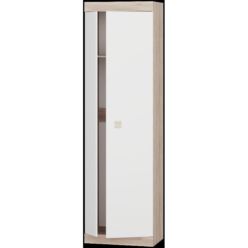 Шкаф распашной Соната-600 (600х380х2055)