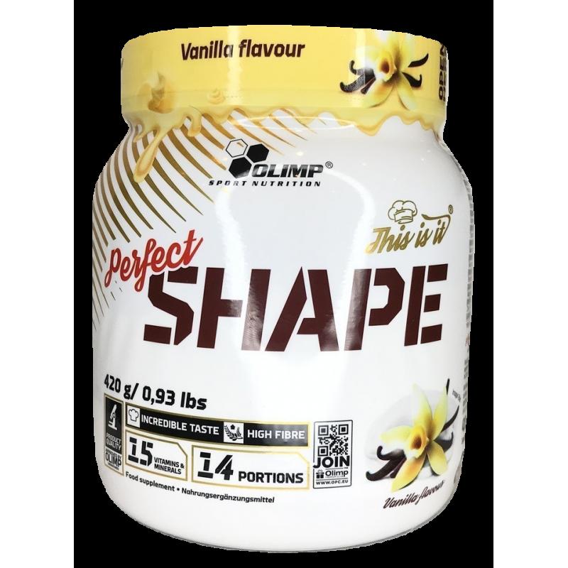 Протеиновый коктейль Заменитель питания Olimp Perfect Shape 420 грамм