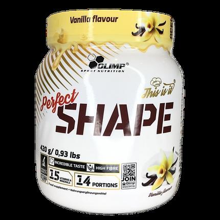 Протеиновый коктейль Заменитель питания Olimp Perfect Shape 420 грамм, фото 2