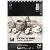 """Альбом """"Sketch Pad"""" 24 аркуша, 160г/м2"""