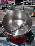 Кофемолка DOMOTEC MS-1108 Красная, фото 3
