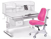Комплект Evo-kids Evo-50 G Grey (арт. Evo-50 G + кресло Y-528 KP)