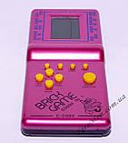 Тетрис 9999 (розовый, металлик), фото 2
